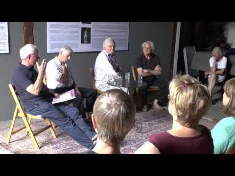Kreativität Bildender Künstler im Alter (3), Podiumsdiskussion