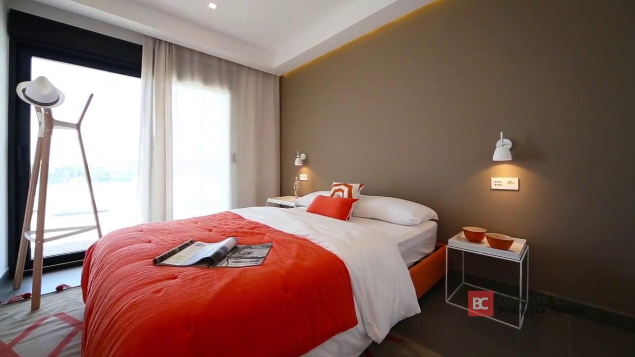 Luxury apartments with panoramic sea views