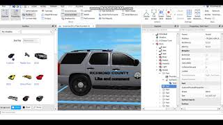 How to rename cars on roblox 2017-2018 + Voice reveal