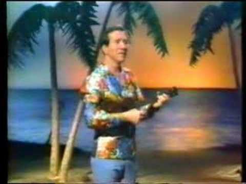 Marty Robbins Singing Beyond The Reef