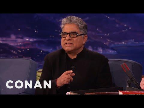 "Deepak Chopra: Donald Trump Is ""Beyond Hope""  - CONAN on TBS"