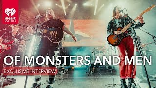 Of Monsters And Men On The Inspiration Behind #39Fever Dream#39 + More!