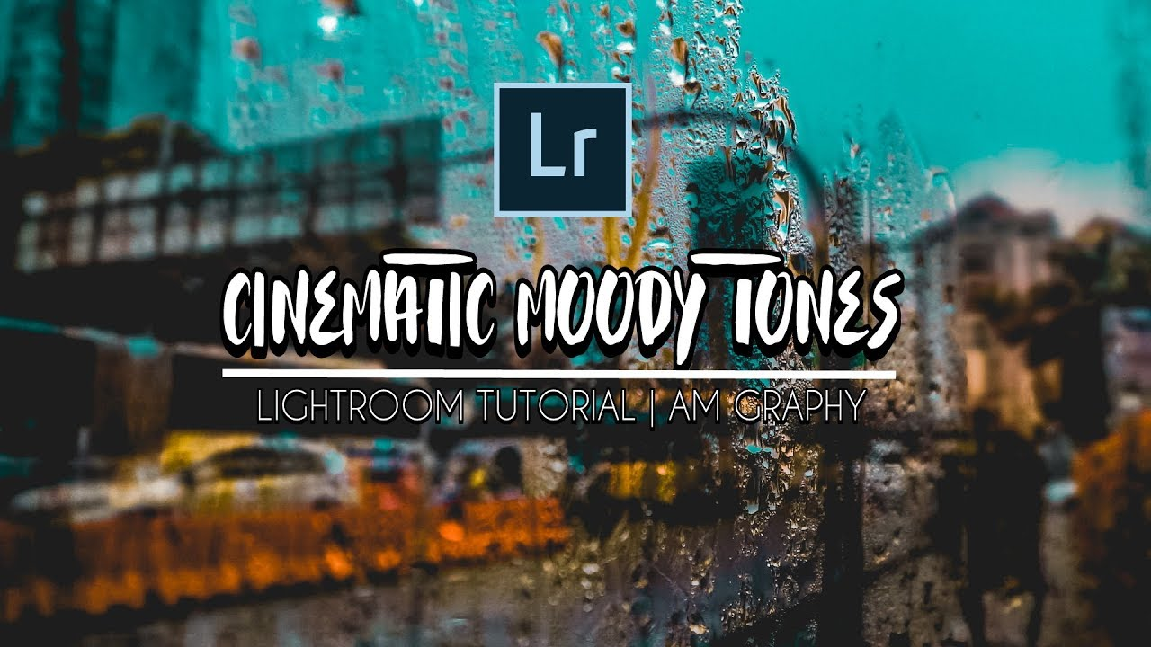 Cinematic Moody Style for Instagram feature #2 Free Preset - Lightroom  Tutorial #Mobile