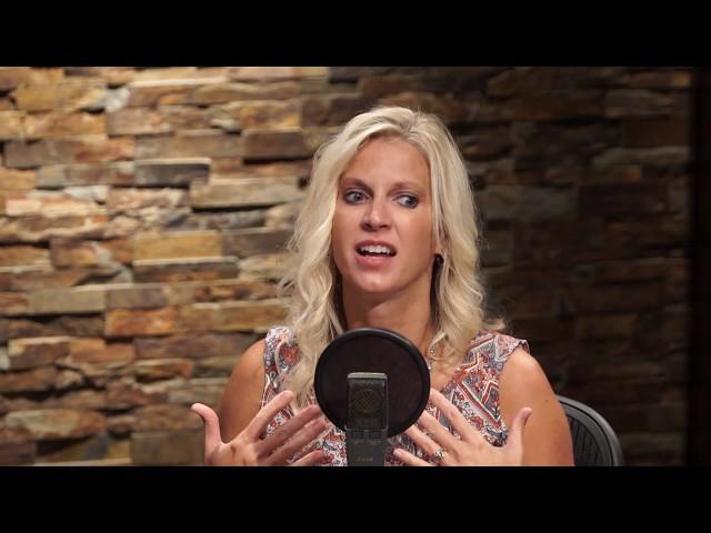 Holding On To God When You Feel Like Giving Up - Rachel Wojo