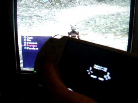 FFXI with PSP