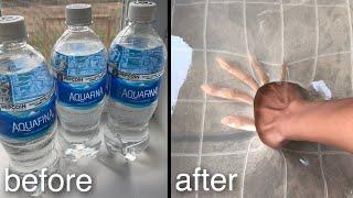 WATER SLIME!  Testing NO GLUE SLIME Recipes!