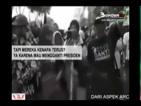 Suku Dayak Di Kalimantan Tolak Tagar 2019 Ganti Presiden