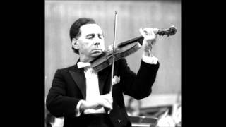 ION VOICU - Nicolo Paganini - Concertul nr 1 în re major