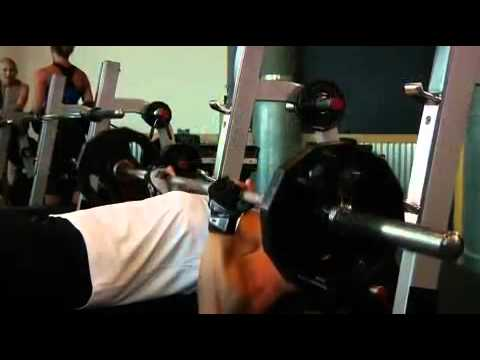 Triceps Reverse Triceps Bench Press Exercise Guide Youtube
