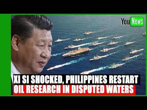 Philippines CHALLANGE China and   restart oil and gas exploration in South China Sea