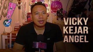 Rindu Bertemu Istri, Vicky Kejar Angel Lelga di Silet Awards 2018 - Cumicam 12 November 2018