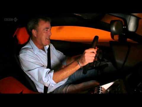 Top Gear: Lamborghini Aventador And McLaren MP4-12C Sound In Tunnel