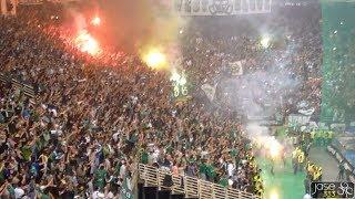 Panathinaikos vs Olympiakos 82-71 - Gate 13 Atmosphere - 04.06.2014 [HD]