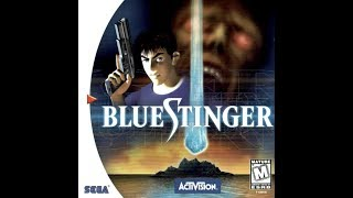 Blue Stinger, прохождение, часть первая.