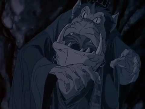 GLAMDRING THE FOE HAMMER-The Hobbit 1977 - YouTube