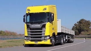 Scania S500 2019 - Contacto - Matías Antico - TN Autos