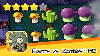 Plants vs  Zombies™ HD Adventure 2 FOG 04 Walkthrough The zombies are coming! Recommend index five s