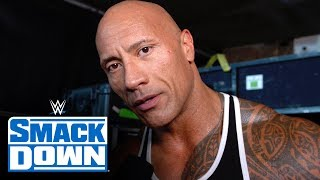 The Rock Feels At Home On Smackdown: Smackdown Exclusive, Oct. 4, 2019