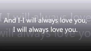 Dolly Parton - I Will Always Love You Lyrics