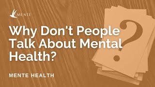 Mente talk to Michelle Partington from Mentis about Mental Health