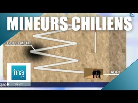 L'incroyable sauvetage des mineurs chiliens en 2010 | Archive INA