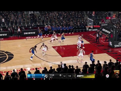 NBA LIVE 19 WARRIORS Vs RAPTORS GAME 5 NBA FINALS LIVE STREAM