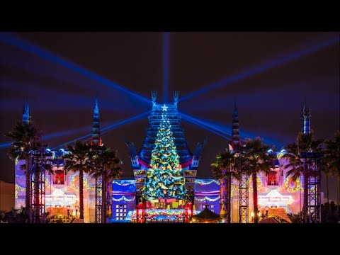Hollywood Studios Live Stream (& Epcot Resorts) 12-8-17 - Walt Disney World
