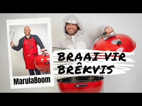MarulaBoom Feat Stoffel - Braai Vir Brêkvis