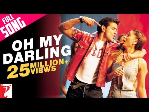 Oh My Darling - Full Song | Mujhse Dosti Karoge | Hrithik Roshan | Kareena Kapoor