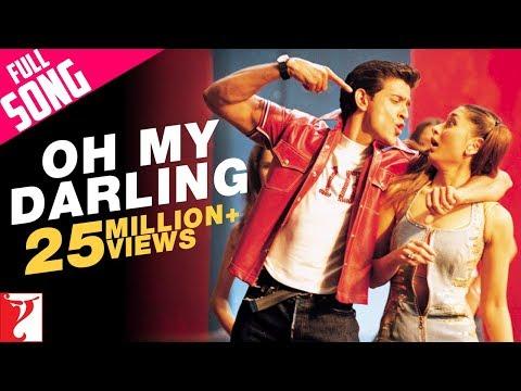 Oh My Darling  Full Song  Mujhse Dosti Karoge  Hrithik Roshan  Kareena  Alisha  Sonu