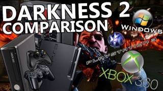 The Darkness 2 - Xbox 360, Ps3 & PC Comparison / Compare
