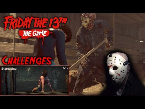 Friday the 13th the game - Gameplay 2.0 - Challenge 4 - Jason part 9