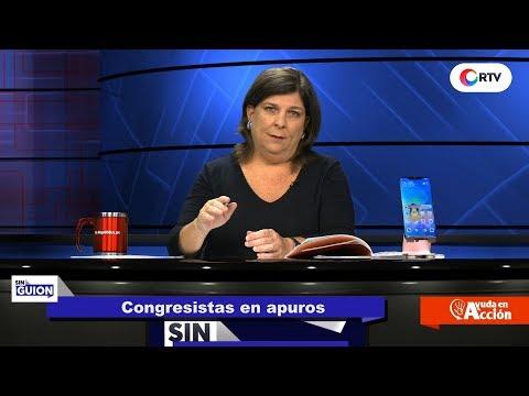 Congresistas en apuros - SIN GUION con Rosa María Palacios