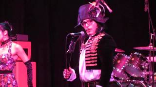 Adam Ant - Puss in Boots (Live Skegness 01/07/12)