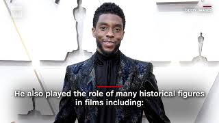 'Black Panther' star Chadwick Boseman dies at 43