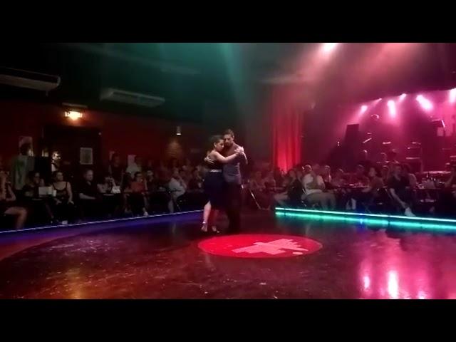 Maldita milonga -No mientas - Leonardo Auza y Paola Aguilera Tango Argentino