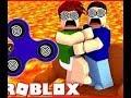 ПОЛ ЭТО ЛАВА! | Roblox.