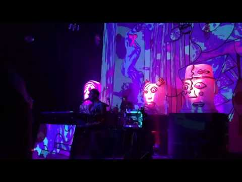 The Burglars by Animal Collective @ Fillmore Miami on 11/10/16