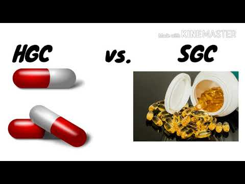 Pharmaceutics Lecture | Hard Geatine And Soft Gelatine Capsu