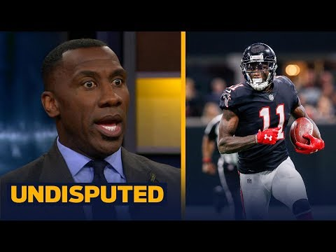 Shannon Sharpe explains why Julio Jones is a better MVP choice than Antonio Brown | UNDISPUTED