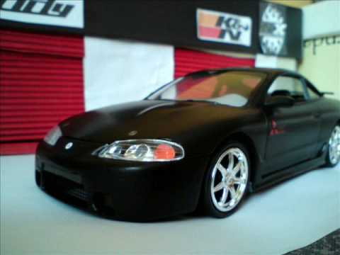 revell 99 mitsubishi eclipse gs t front bumper to stock. Black Bedroom Furniture Sets. Home Design Ideas