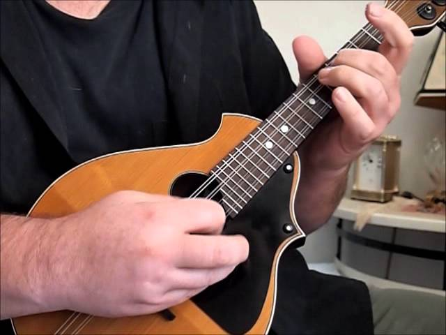 Mandolin Chord Melody Version Of George Harriso With Loop