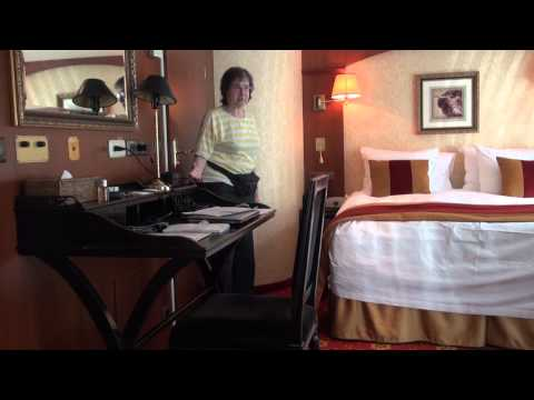 What Suites aboard Tauck Riverboats Look Like, 2014