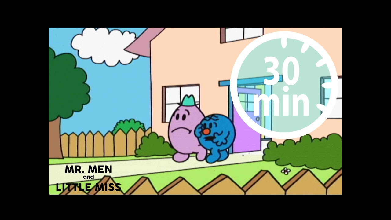Mr Men Little Miss 30 Minutes Compilation 10 Youtube