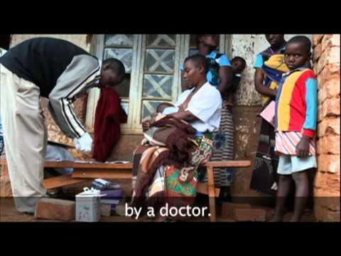 A Promise to Make Healthcare Accessible, Mwandama, Malawi