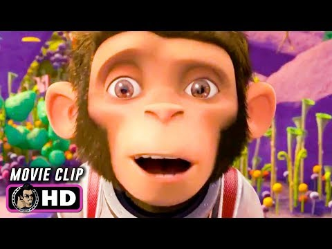 SPACE CHIMPS Clip - Dance (2008) Andy Samberg