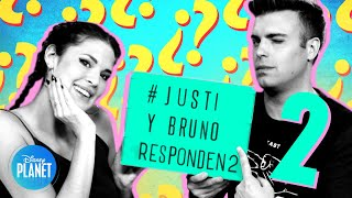 Justi y Bruno Responden #2 | Disney Planet