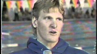 1986 World Championship Trials Men's 200 fly -- Pablo Morales