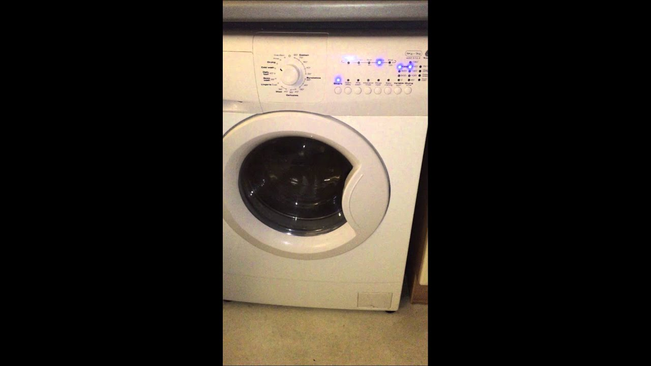 how to set whirlpool washer to factory defaults