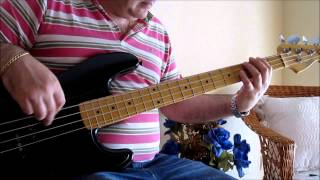 UB40-Red Red Wine Bass Cover